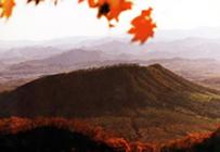 火山锥景区