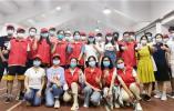 郑州籍大学生留在南京支援一线抗疫:疫情汛情终将散