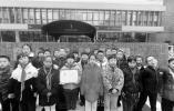 江北育才实验学校301班学生集体捐助象山重伤志愿者