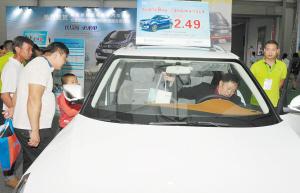 """新能源车补贴退坡首月昆明市场""""冷静"""""""