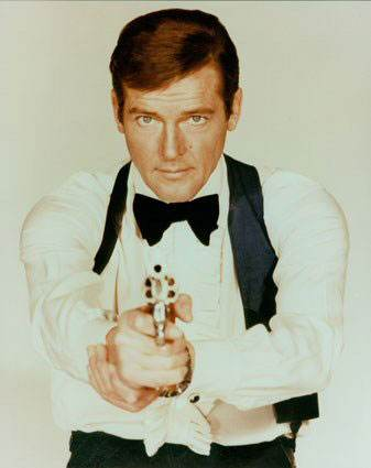 007中的形象照