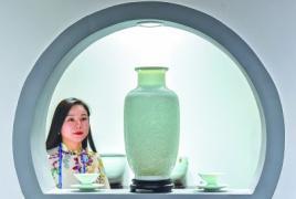 2020中国景德镇国际陶瓷博览会开幕