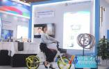 免维护轮胎、高效扫地机器人……宁波新科技亮相全国双创周