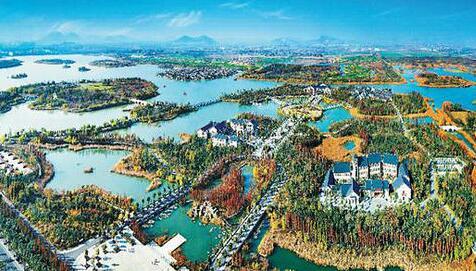 徐州潘安湖