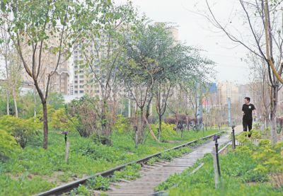 乌鲁木齐市首个铁路主题公园落成