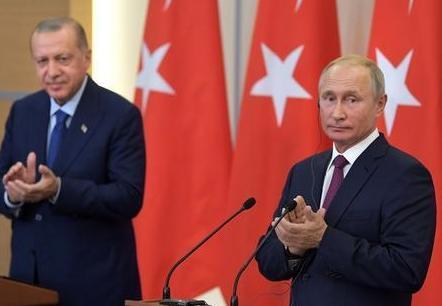 俄土总统就叙利亚伊德利卜局势通电话