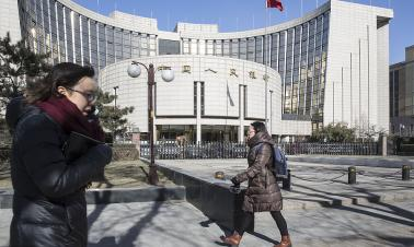 China's central bank skips reverse repo for 33 trading days