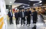 讲团课、忙调研 团省委书记刘天东到烟台开展调研工作