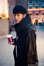 张若昀写真--冬末暖阳