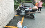 記者探訪新田園小區:居民配合度 仍有人亂扔垃圾