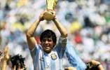 阿根廷球王马拉多纳突发心脏骤停去世,享年60岁