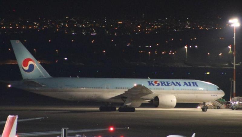 韩国一航班被以色列拒绝后原路返回