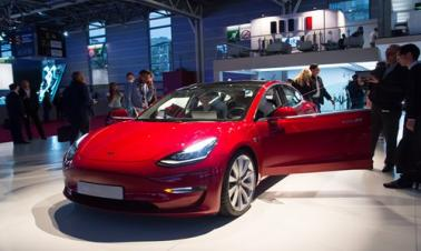 Tesla gets land for production in Shanghai