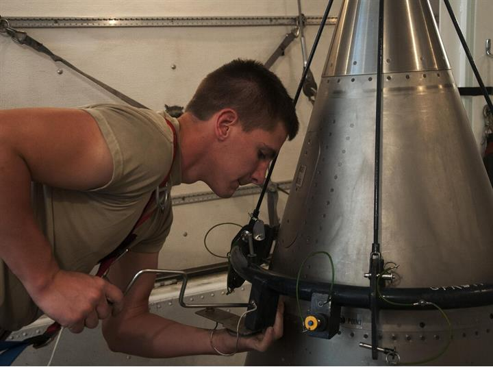美军下代洲际弹道导弹项目曝光 将取代民兵III