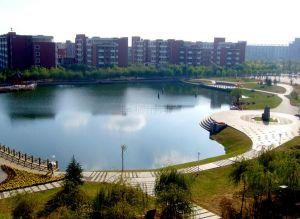山东科技大学校园