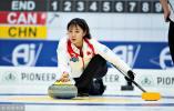 女子冰壶世锦赛中国三连败后胜韩国 7胜4负排第五