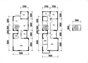 房屋预测面积