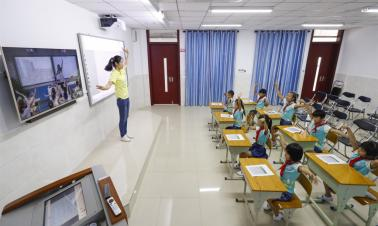 Online learning may solve rural teacher shortage