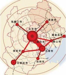 京津冀规划24条城际铁路