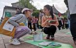 近万本图书找主人 镇海招宝山街道举行千人换书大会
