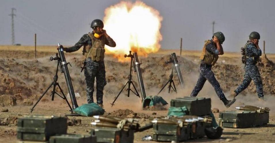 伊拉克国防部:打击极端组织的战斗是情报战