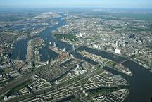 俯瞰鹿特丹