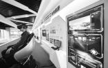 5G南京未来科技馆亮相