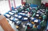 """西藏发生6.1级地震,小学师生""""教科书式""""撤离,最后一幕太感动"""