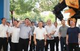 """瓯海区委书记王振勇:高效高标准 打造""""智能家居小镇""""靓丽名片"""