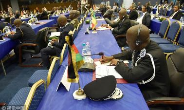 Afripol sets cross-border crime, cybercrime, counter-terrorism as main targets