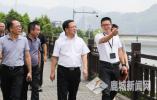鹿城区委书记姜景峰:切实履行河长巡查制 确保河畅水清岸洁景美