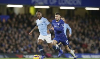 Chelsea suspends 4 people amid Sterling racism investigation