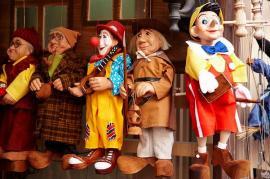 七夕会·旅游 | 捷克的木偶