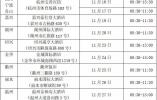 2020民航招飞来啦!下周二在浙初检启动 高校具体安排看这里